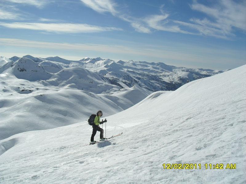 On report scialpinismo monte frerone for Il verso dell asino
