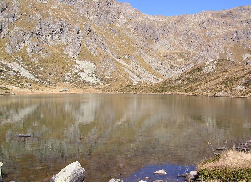 On report escursionismo val grande sentiero for Il verso dell asino