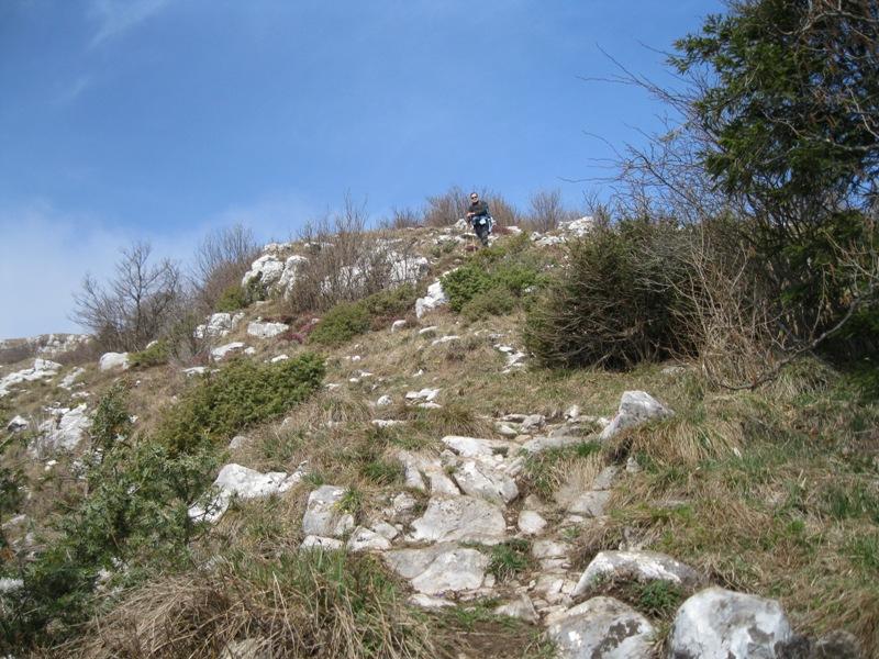 On-Ice it - Report escursionismo - Monte Bronzone (1334 mt
