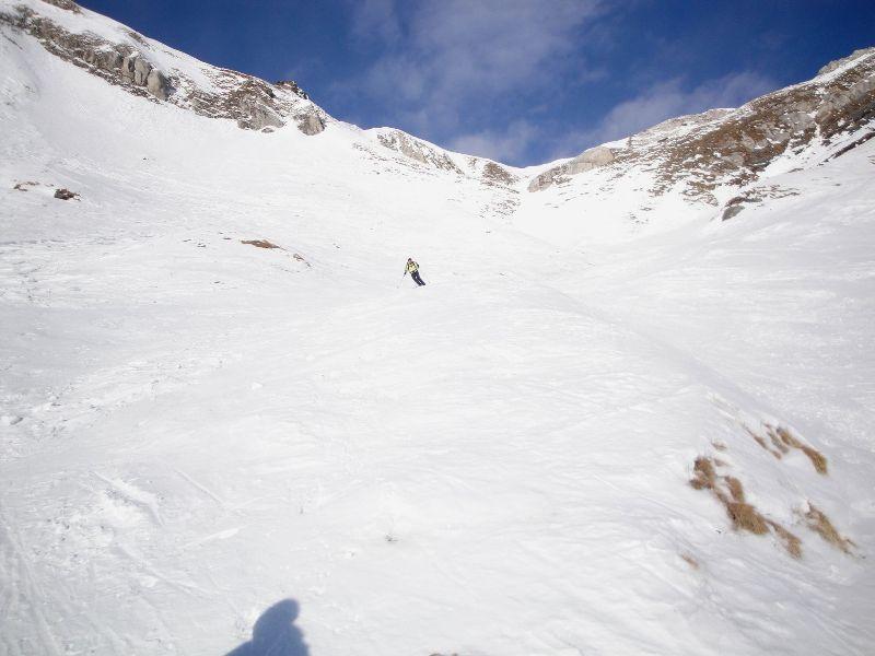 On report scialpinismo monte frerone dalla val for Il verso dell asino