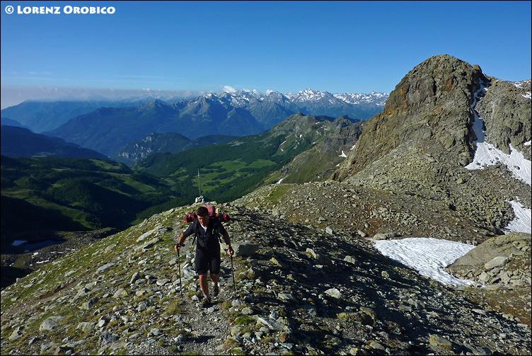 On report roccia punta di cian cresta rey for Sinonimo di immaginare